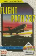 Flight Path 737 ZX Spectrum Front Cover
