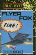 Flyer Fox ZX Spectrum Front Cover