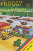 Froggy ZX Spectrum Front Cover