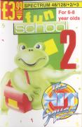 Fun School 2: For 6-8 Year Olds ZX Spectrum Front Cover