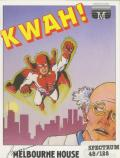 Kwah! ZX Spectrum Front Cover