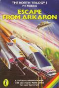 The Korth Trilogy 1: Escape from Arkaron ZX Spectrum Front Cover