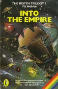 The Korth Trilogy 3: Into the Empire ZX Spectrum Front Cover