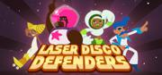 Laser Disco Defenders Macintosh Front Cover