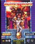 Ghouls 'N Ghosts ZX Spectrum Front Cover