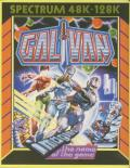 Galivan ZX Spectrum Front Cover