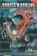 Ghosts 'N Goblins ZX Spectrum Front Cover