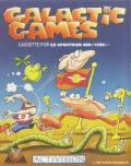 Galactic Games ZX Spectrum Front Cover