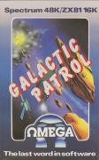 Galactic Patrol  ZX Spectrum Front Cover