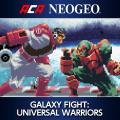 Galaxy Fight: Universal Warriors PlayStation 4 Front Cover