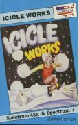 Icicle Works ZX Spectrum Front Cover
