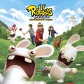 Rabbids Invasion PlayStation 4 Front Cover