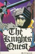 The Knights Quest ZX Spectrum Front Cover