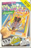Advanced Pinball Simulator ZX Spectrum Front Cover