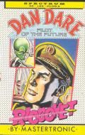 Dan Dare: Pilot of the Future ZX Spectrum Front Cover