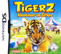 Petz: Wild Animals - Tigerz Nintendo DS Front Cover