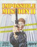 Impossible Mission II ZX Spectrum Front Cover