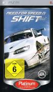 Need for Speed: Shift PSP Front Cover
