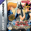 Yu-Gi-Oh! The Sacred Cards Game Boy Advance Front Cover