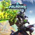 Paladins: Champions of the Realm PlayStation 4 Front Cover 1st version