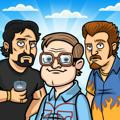 Trailer Park Boys: Greasy Money iPad Front Cover