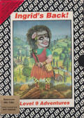 Ingrid's Back! ZX Spectrum Front Cover
