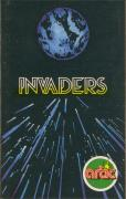 Invaders ZX Spectrum Front Cover