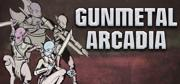 Gunmetal Arcadia Linux Front Cover