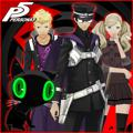 Persona 5: Devil Summoner - Raidou Kuzunoha Costume & BGM Special Set PlayStation 3 Front Cover