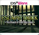 Escape Trick: The Secret of Rock City Prison Nintendo DSi Front Cover
