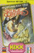 Black Beard ZX Spectrum Front Cover