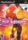 EyeToy: Groove PlayStation 2 Front Cover