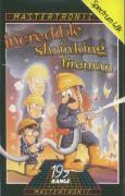 Incredible Shrinking Fireman ZX Spectrum Front Cover