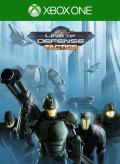 Line of Defense: Tactics Xbox One Front Cover 1st version