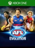 AFL Evolution Xbox One Front Cover 1st version