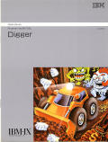 Digger PC Booter Front Cover
