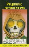 Ghost Hunt ZX Spectrum Front Cover