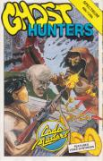 Ghost Hunters ZX Spectrum Front Cover