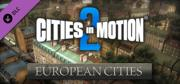 Cities in Motion 2: European Cities Linux Front Cover