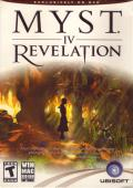 Myst IV: Revelation Macintosh Front Cover