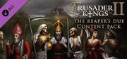 Crusader Kings II: The Reaper's Due Content Pack Linux Front Cover