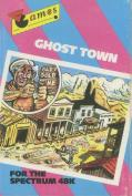 Ghost Town ZX Spectrum Front Cover