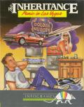 The Inheritance: Panic in Las Vegas ZX Spectrum Front Cover
