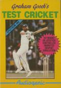Graham Gooch's Test Cricket ZX Spectrum Front Cover