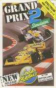 Grand Prix Simulator 2 ZX Spectrum Front Cover
