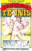 Grand Prix Tennis ZX Spectrum Front Cover