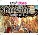 Gangstar 2: Kings of L.A. Nintendo DSi Front Cover