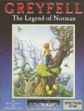 Greyfell: Legend of Norman ZX Spectrum Front Cover