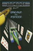 Grid Run and Pontoon ZX Spectrum Front Cover