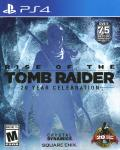 Rise of the Tomb Raider: 20 Year Celebration PlayStation 4 Front Cover
